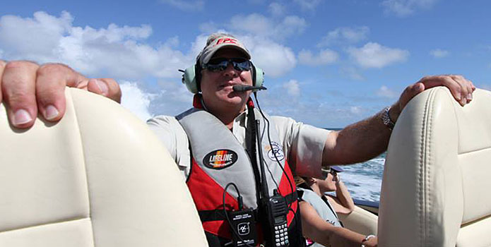 Florida Powerboat Club founder Stu Jones described this year as a roller coaster ride with quite a few highs and lows.
