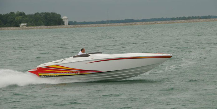 The owner of Checkmate Powerboats, Doug Smith founded Baja Marine.
