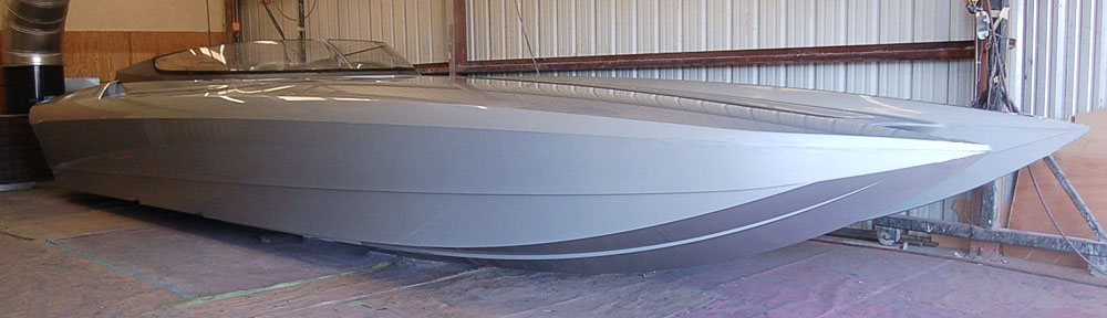 The new 41-foot catamaran is the Southern California builder's largest model to date.