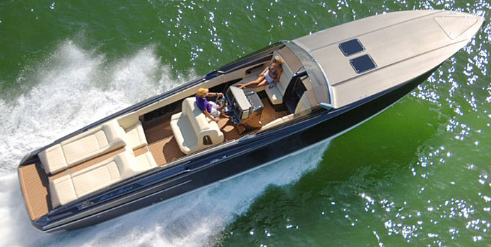Nor-Tech's stunning new 420 MC is getting a lot of attention within the luxury powerboat world.