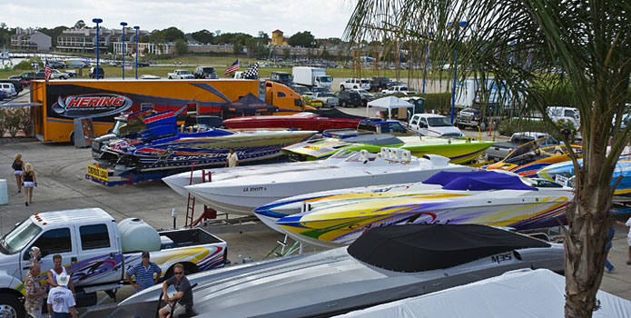 The poker run village for the Texas Outlaw Challenge will be at the Endeavour Marina on Clear Lake.
